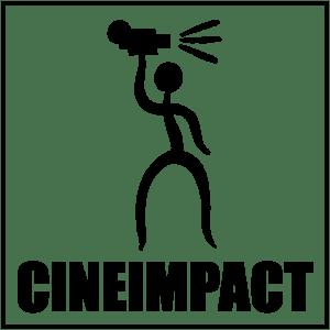 Logo Cineimpact black