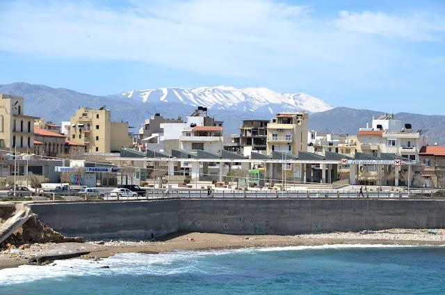 Heraklion City by the Coast